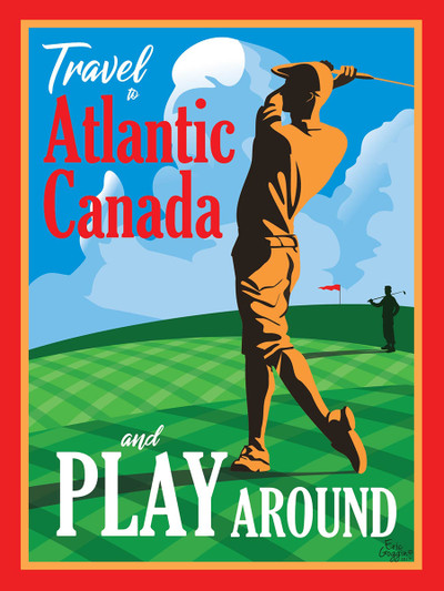 Atlantic Golf - Ready2Frame