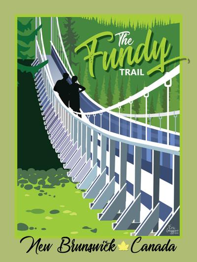 Fundy Trail Bridge