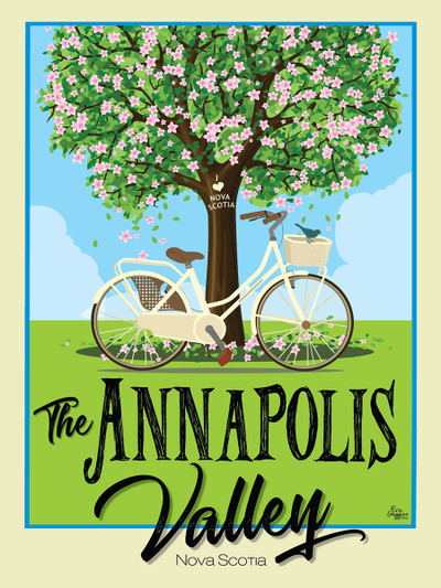 Annapolis Valley Bike - Ready2Frame