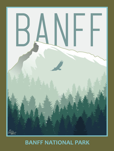 Banff National Park - Ready2Frame