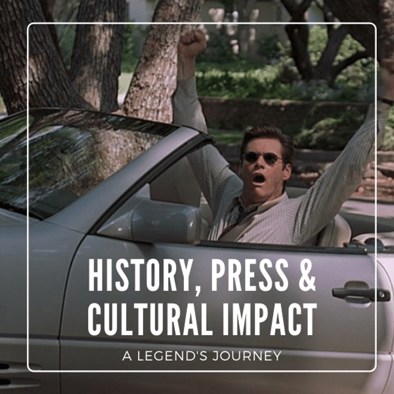 The R129 SL - History, Press & Cultural Impact