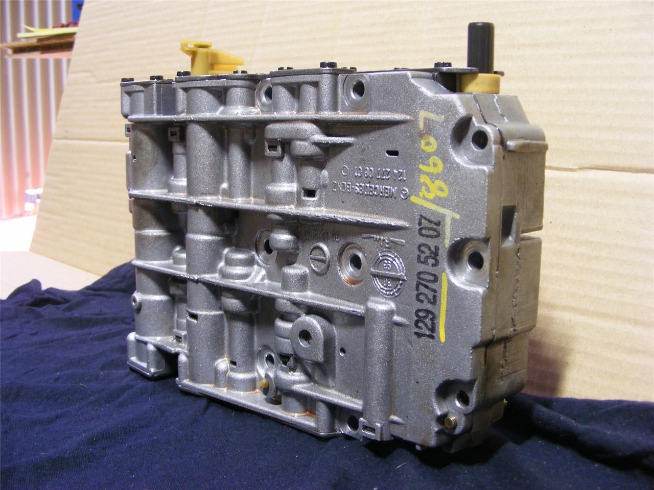 Mercedes 1292705207 8607 5 Speed Transmission Valve Body
