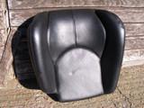Mercedes Seat Backrest Cushion Front - Left Black Perforated (54) R129 Facelift