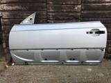 Mercedes Door - Left Nearside Passengers - Silver (10)   C140 W140 Coupe