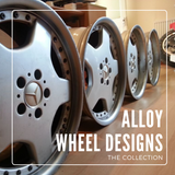 R129 SL Alloy Wheels Designs - Collection