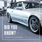 Did You Know? Interesting R129 Facts