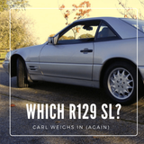 Which R129 model should I buy?
