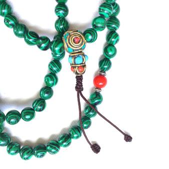 Mala Beads Necklace Small