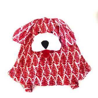 Animal Back Pack Dodo Dog