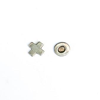 XO Sterling Silver Earrings
