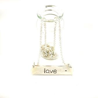 """Message in a Bottle """"love"""""""
