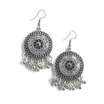 Zaha Earrings Flower
