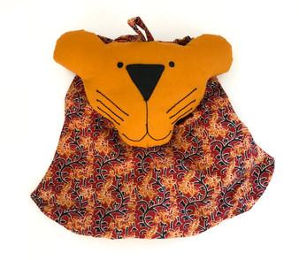 Animal Back Pack Tiggy Tiger
