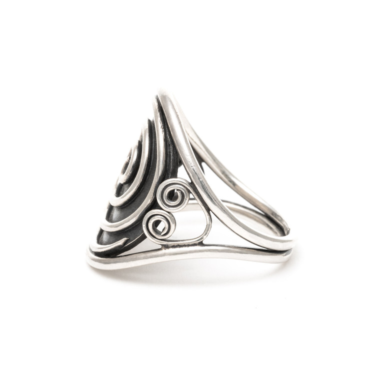 Mesmerize Ring Sterling Silver
