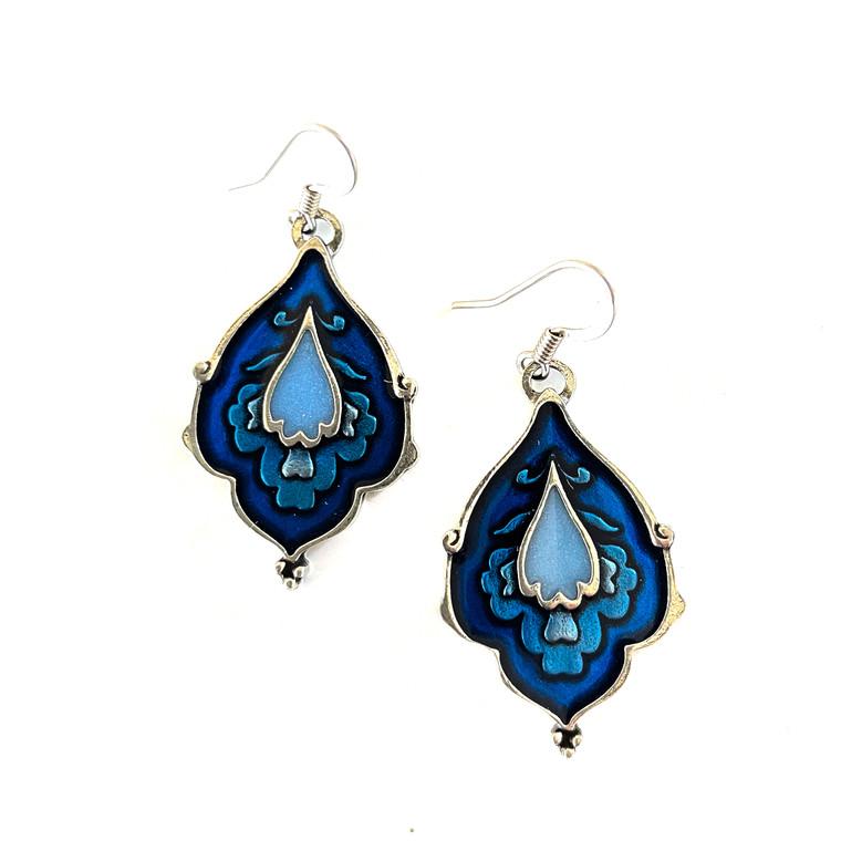 Sari Earrings