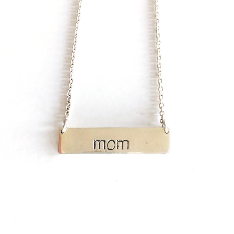 "Message in a Bottle ""love - mom"""