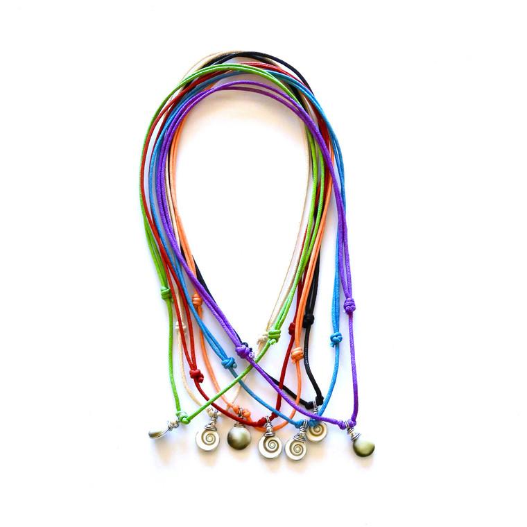 Shiva Eye Necklace Mini