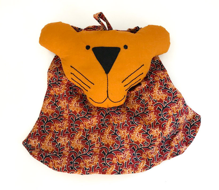 Animal Back Pack Tiggy Tiger