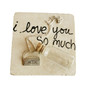 """Message in a Bottle """"i love you so much"""""""