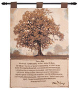 LIVING LIFE -MOH-26X36 WALLHANGING