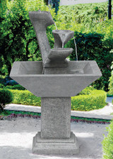 Belize 3 Shell Fountain