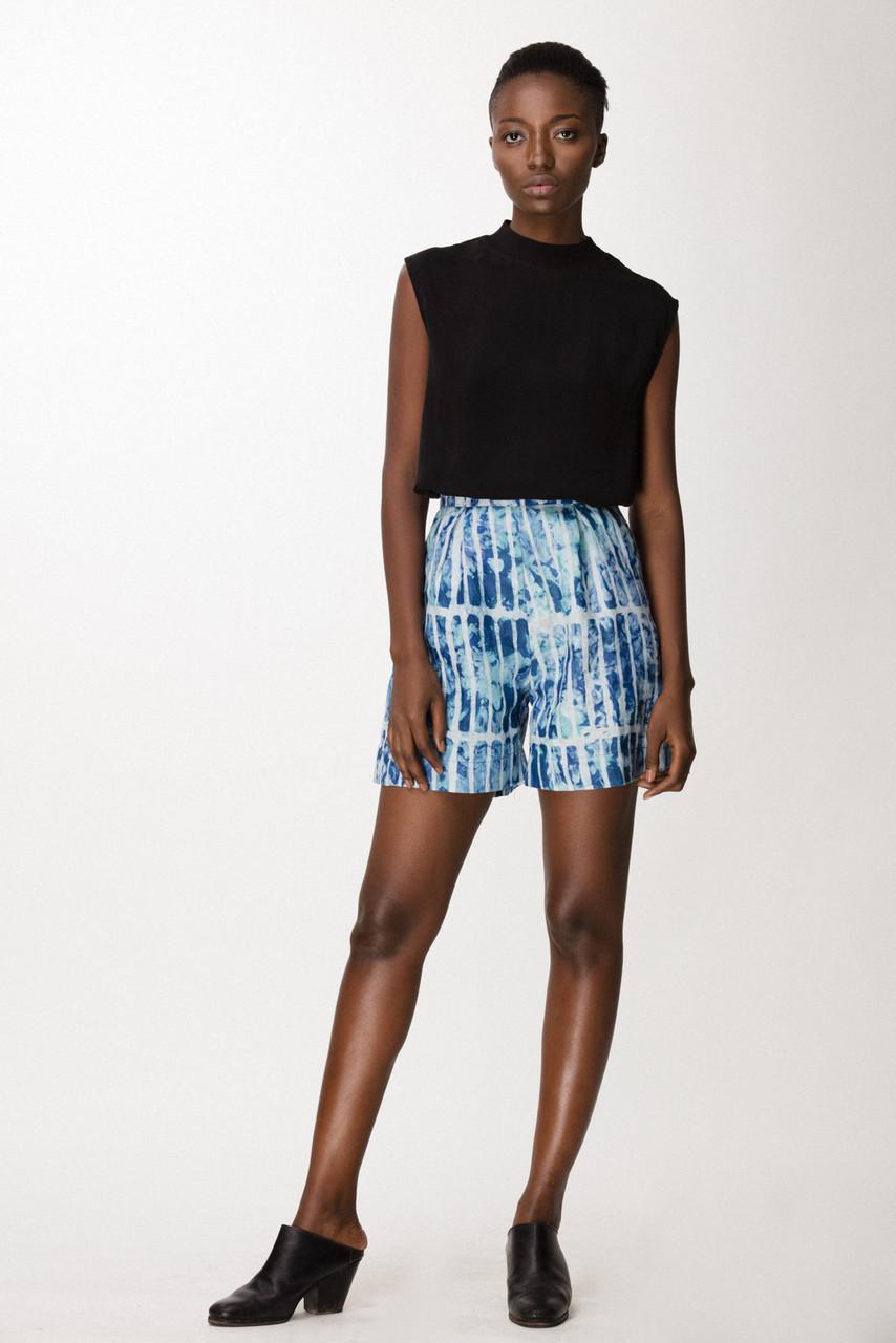 Lorem Shorts, Marine Chalk
