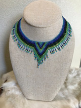 Rio Putumayo Native Medicine Necklace