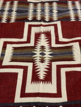 Eco Alpaca Blend Otavalo Blanket - Southern Cross