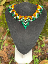 Collar Necklace - Chagra of Life
