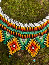 Collar Necklace - Mother Jungle