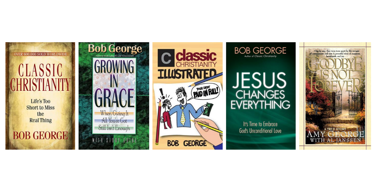 Bob George Ministries Books