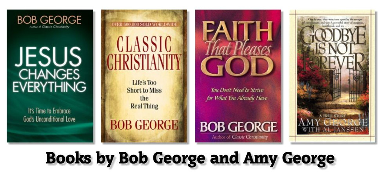 Bob George Amy George Books