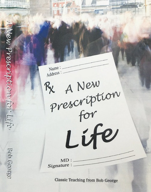 A New Prescription For Life - 3 Audio CD Set