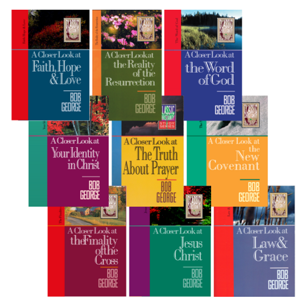 Save 10% off the Regular Single Book Price and Get all 9 Bible Study Books Today