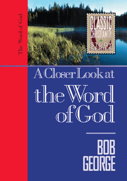 """A Closer Look at the Word of God  The Bible says of itself, """"The Word of God is living and active, and sharper than any two-edged sword."""" It is vital to the Christian that we know beyond doubt that God's Word is both valid and authoritative. This study guide will lead you to solid conclusions in that regard."""