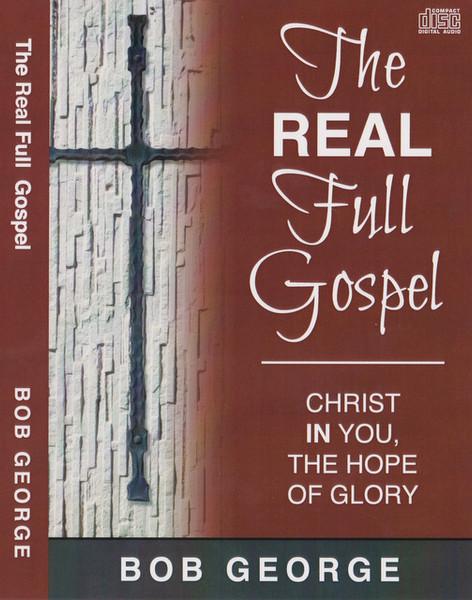 The Real Full Gospel - 4 Audio CD Set - Front Cover