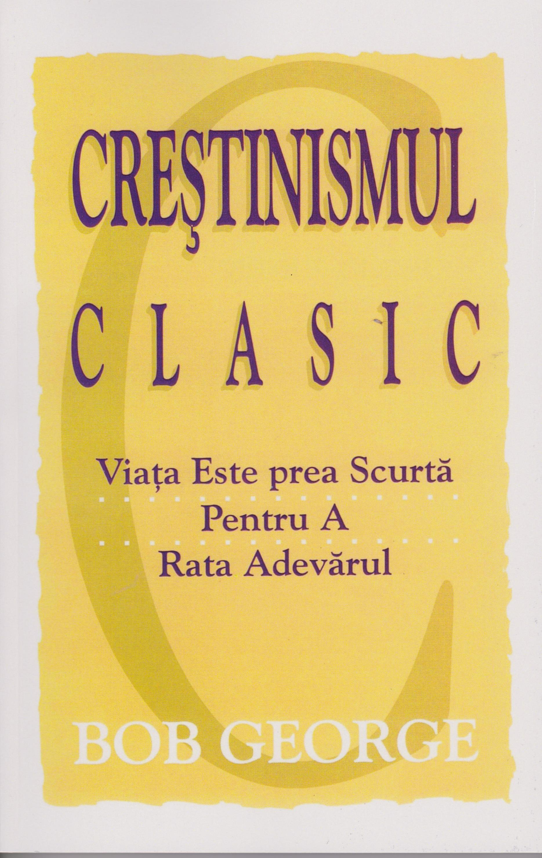 Romanian Classic Christianity Book