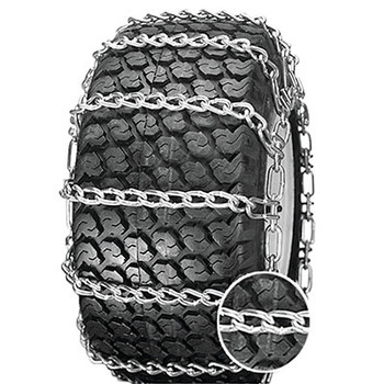 Icc 2 Link Snow Blower Garden Tractor Tire Chains Fit 29x12 50x15