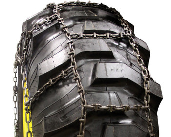 Aquiline MPC Multi-Purpose Tractor Tire Chains - Fit: 11.2-24