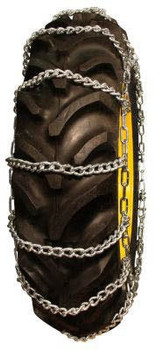 ICC Roadboss Twist Link Tractor Tire Chains - Fit: 400/70-20, 43/16.00-20, 15-22.5, 12.4-24