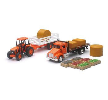 Kubota Truck and Tractor Set (77700-03894)