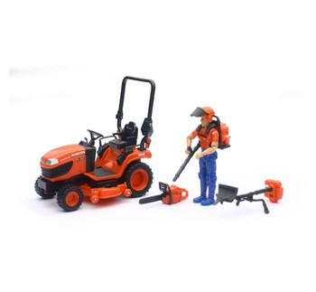 Kubota BX2670 Lawn Tractor and Turf Playset (77700-10057)