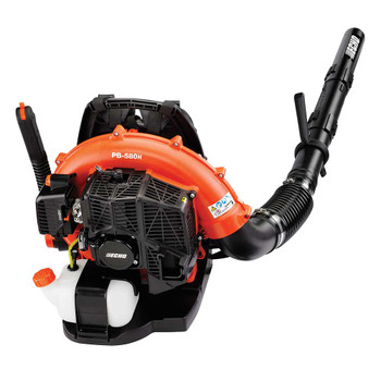 Echo 58.2 cc Backpack Blower with Tube-Mounted Throttle