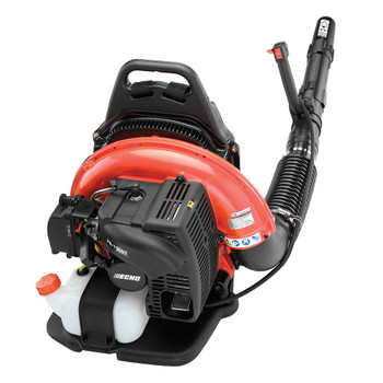 Echo 63.3 cc Backpack Blower with Tube-Mounted Throttle