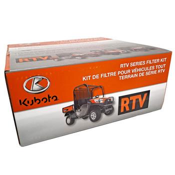 Kubota 77700-02184 RTV Series Filter Kit