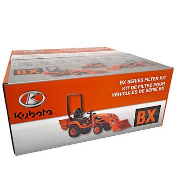 Kubota 77700-03363 BX Series Filter Kit