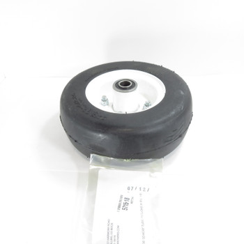 Walker Caster Wheel and Tire