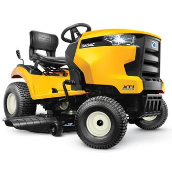"Cub Cadet XT1 Enduro LT42 547 cc Cub Cadet Single Cylinder Gas w/IntelliPower 42"" Stamped Deck Hydro Foot (Tuff Torq TL200) Manual PTO Riding Lawn Tractor"