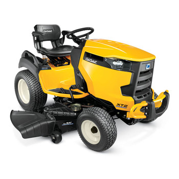 "Cub Cadet XT2 GX54D 26 HP Twin Kohler 7000 54"" Fabricated Deck GT Hydro Foot (Tuff Torq K62 w/Diff-Lock) Electric PTO Fast Attach Brush Guard Fast Attach Blades Riding Lawn Tractor"