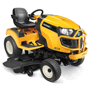 Cub Cadet XT3 GSX 25 HP Twin Kohler Command (Horizontal) Hydro Foot (Shaft Drive/Cast Iron) Electric PTO Electric Lift EPS Diff-Lock Garden Tractor
